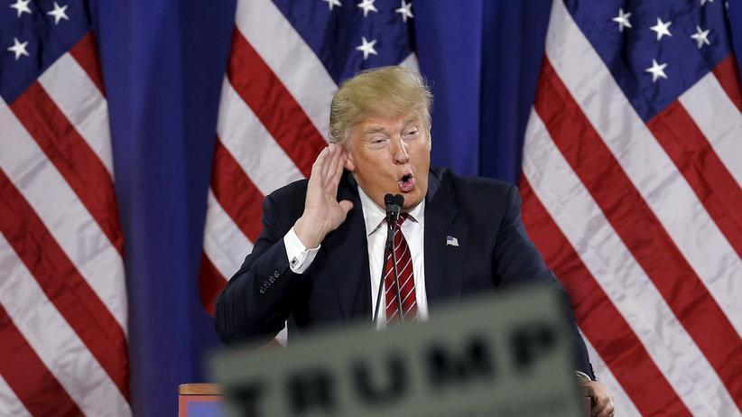 Donald Trump korrigiert seine Aussagen über Folter.