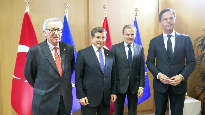 EU Gipfel Türkei Brüssel