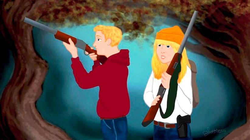 National Rifle Association: Hänsel und Gretel haben jetzt Gewehre