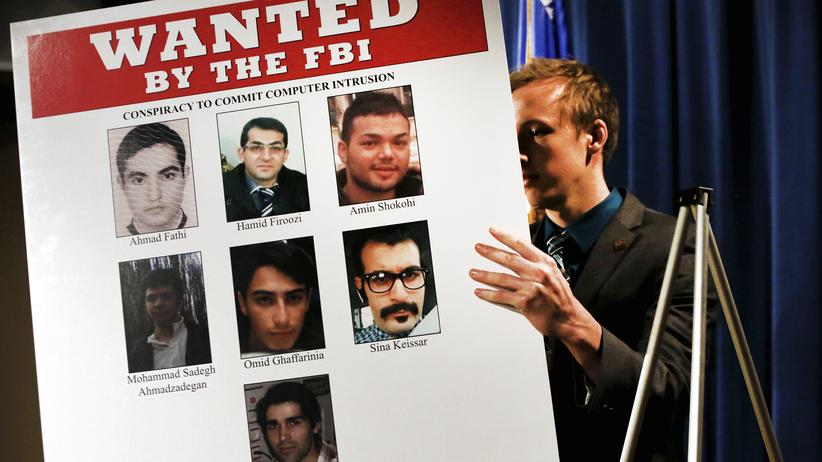 Iran Cyberattacken USA Justiz