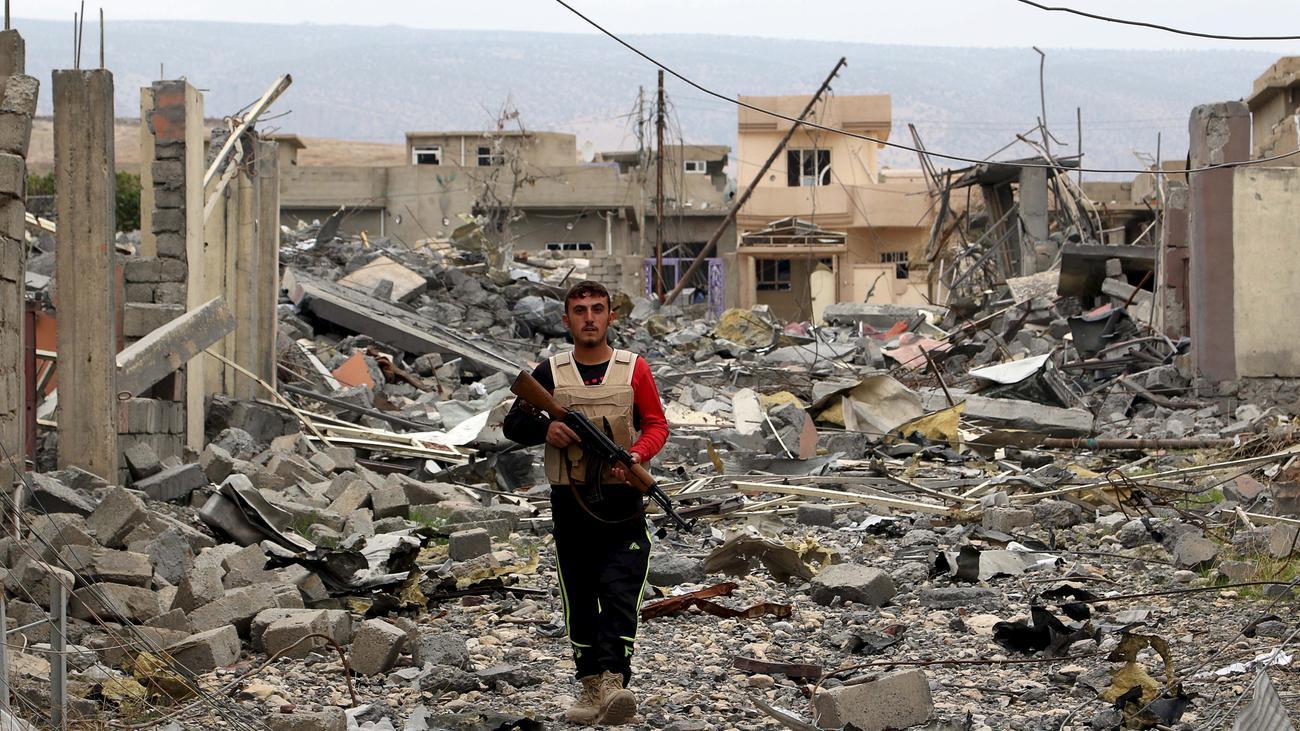 Irak Jesiden