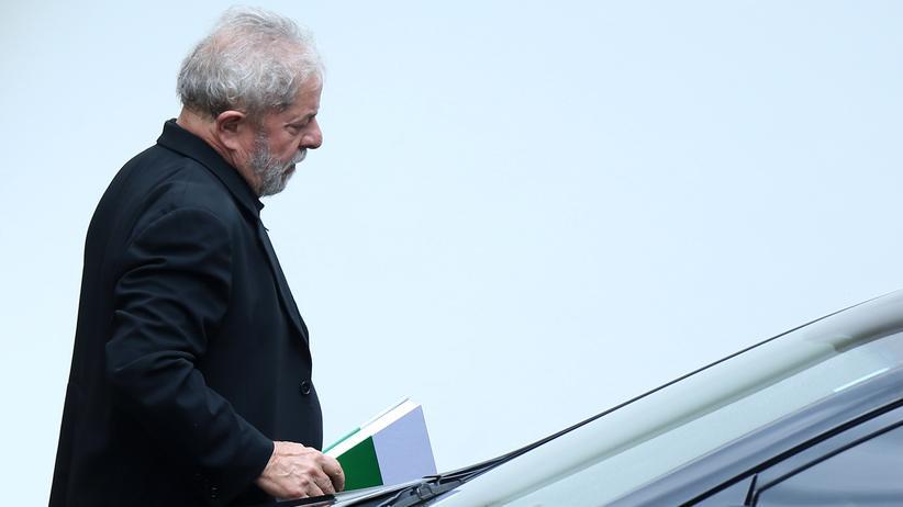 Brasilien: Brasiliens früherer Präsident Luiz Inácio Lula da Silva