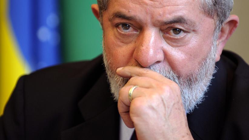 """Brasilien: Damals war er noch Präsident und versprach der Welt, Brasilien würde 2016 in Rio die """"schönsten Spiele aller Zeiten"""" ausrichten: Luiz Inácio Lula da Silva im Juni 2009 in Genf."""