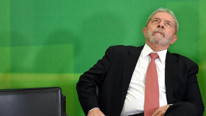 Lula da Silva: Der ehemalige brasilianische Präsident Lula da Silva