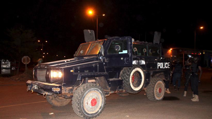 Mali: Bewaffnete Attacke auf EU-Mission