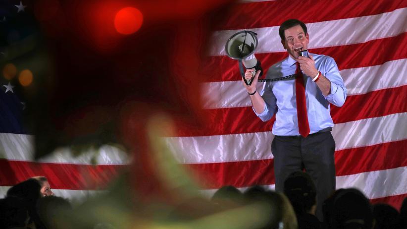 US-Vorwahlen: Marco Rubio in Orlando, Florida