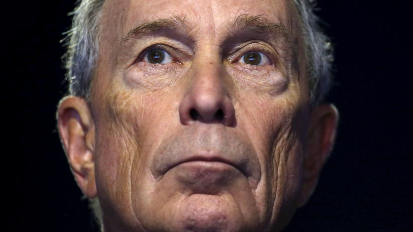US-Wahl: Michael Bloomberg auf der Klimakonferenz in Paris 2015