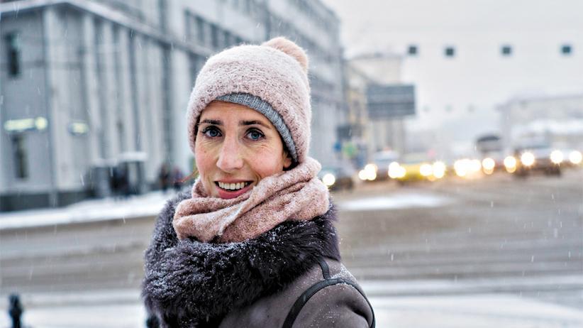 Unsere neue Moskau-Korrespondentin Alice Bota