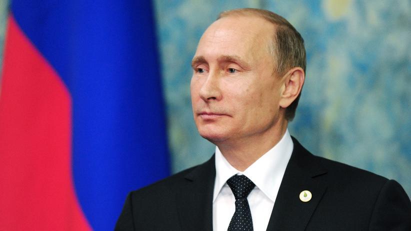Syrien: Russlands Präsident Wladimir Putin