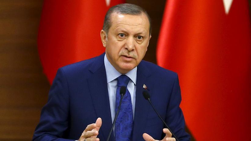 Türkei: Recep Tayyip Erdoğan, Präsident der Türkei
