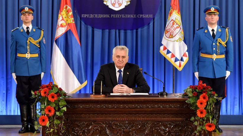 Neuwahlen: Serbiens Präsident löst Parlament auf