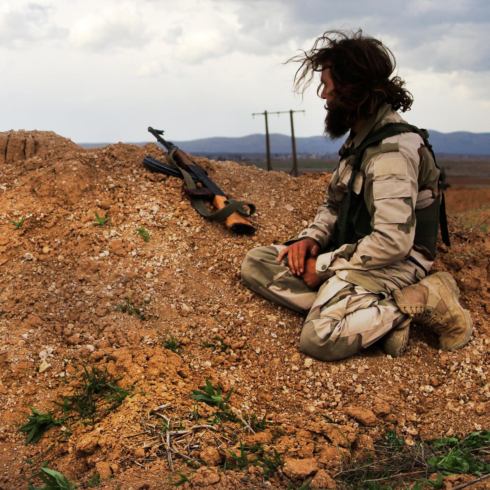 Syrien-Krieg