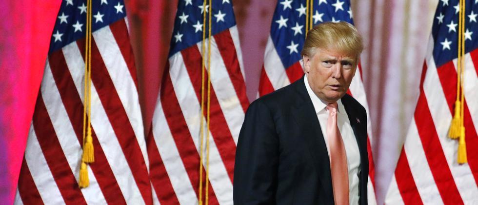 Us Wahl Trump