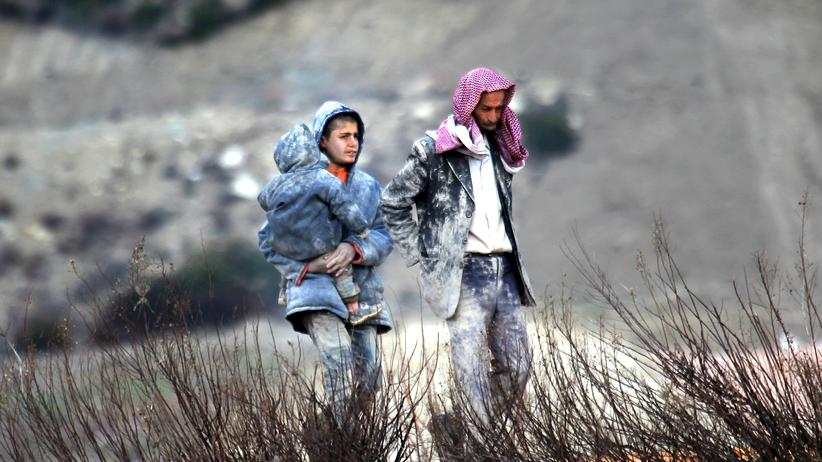 Türkei Syrien Flüchtlinge