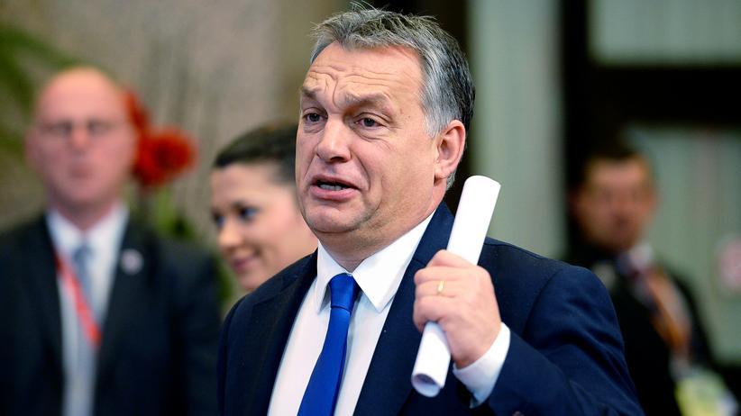 Ungarns Ministerpräsident Viktor Orbán will die Rechte von Asylbewerbern beschneiden.