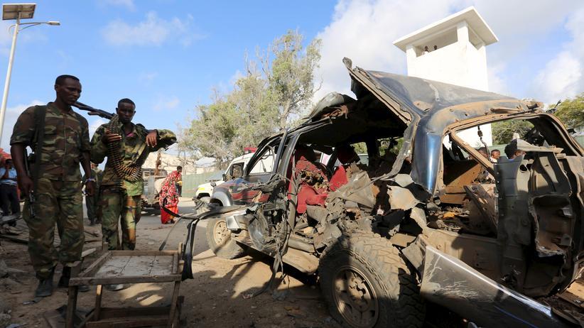 Somalia: USA fliegen Luftangriff auf Al-Shabaab-Anführer