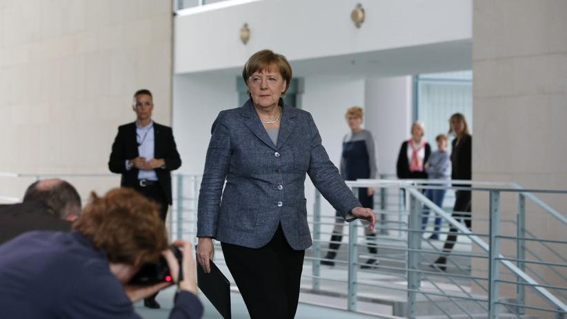 Angela Merkel soll ein Zeichen für die Meinungsfreiheit in der Türkei setzen.