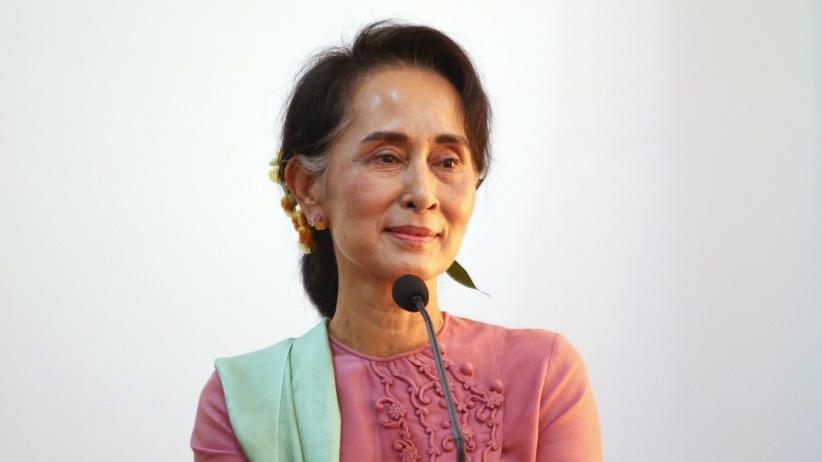 Aung San Suu Kyi: Myanmar will alle politischen Gefangenen freilassen