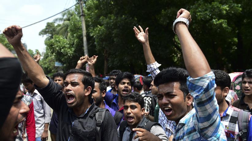 Bangladesch: Universitätsprofessor von IS-Anhängern getötet