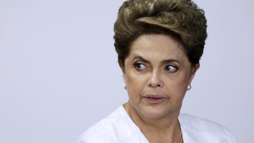 Am Sonntag stimmt das Abgeordnetenhaus über ein Amtsenthebungsverfahren für Präsidentin Dilma Rousseff ab.