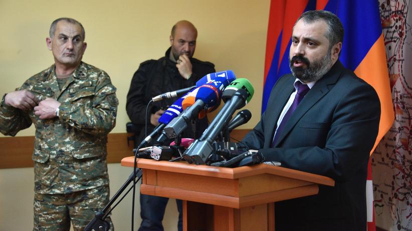 Aserbaidschan: David Babayan, Sprecher der Verwaltung von Berg-Karabach