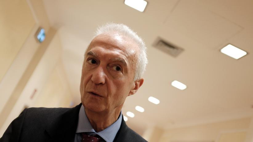 """Islamischer Staat"": Der Antiterrorbeauftragte der EU, Gilles de Kerchove"