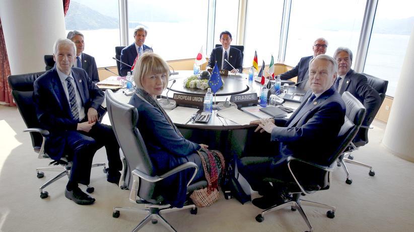 G7 Terrorismus