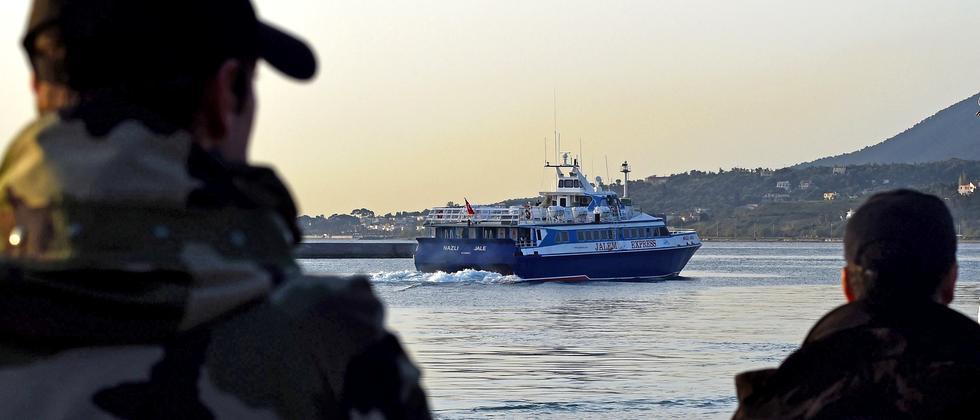 Griechenland, Flüchtlinge