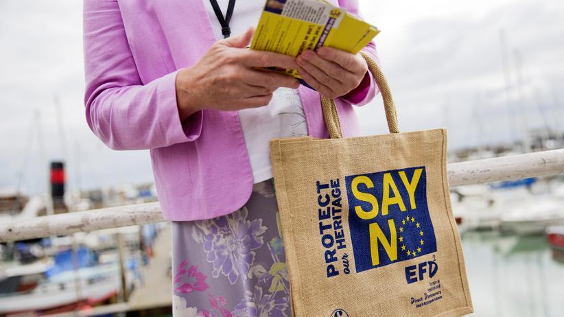 Großbritannien: Brexit-Anhänger und Gegner gleichauf