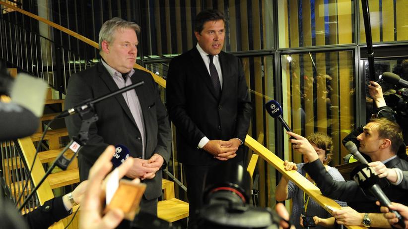 Landwirtschafts- und Fischereiminister soll Regierungschef in Island werden.