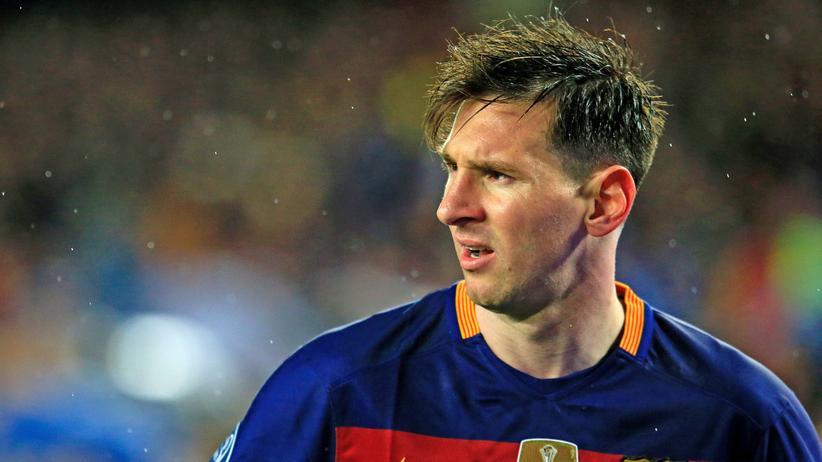 Lionel Messi: Der Dribbler