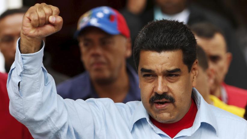 Nicolás Maduro: Venezuelas Opposition bleibt im Gefängnis
