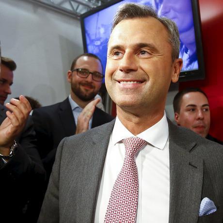 Österreich Norbert Hofer FPÖ