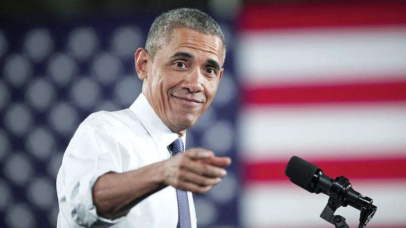 Obama Außenpolitik