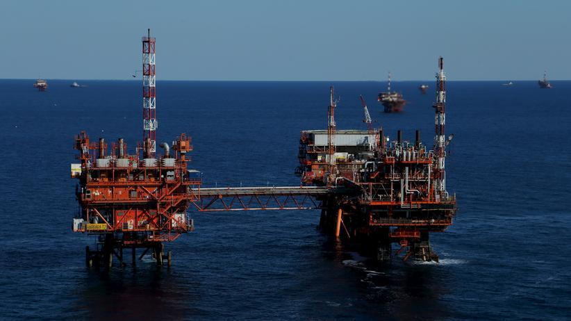 Ölförderung in der Adria
