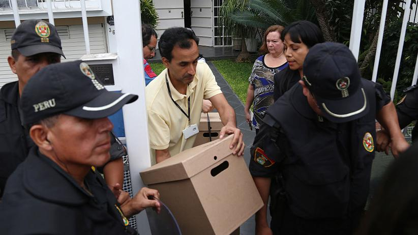 Panama Papers: Panama schließt sich weltweitem Informationsaustausch an