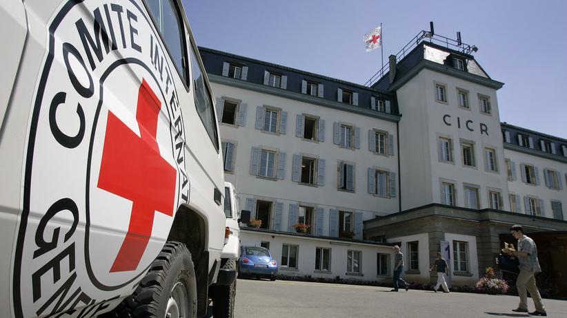 Zentrale des Internationalen Komitees des Roten Kreuzes (IKRK) in Genf