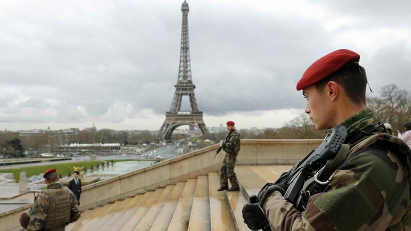 Terrorismus Frankreich Brüssel