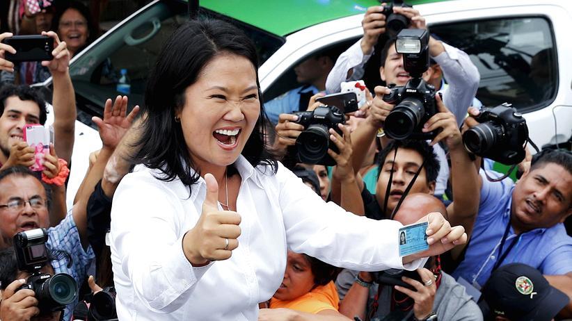 Peru Keiko Fujimori