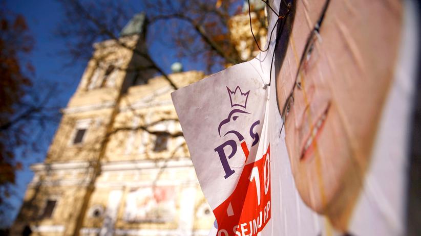 Polen: Politik und Kirche sind in Warschau oft nah beieinander