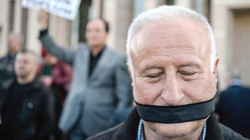 Türkei Reporter ohne Grenzen