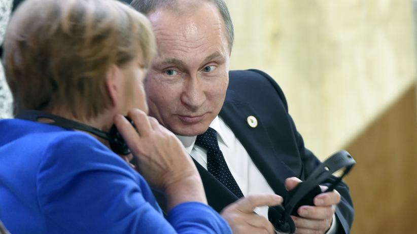 Europäische Außenpolitik: Macht versus Moral