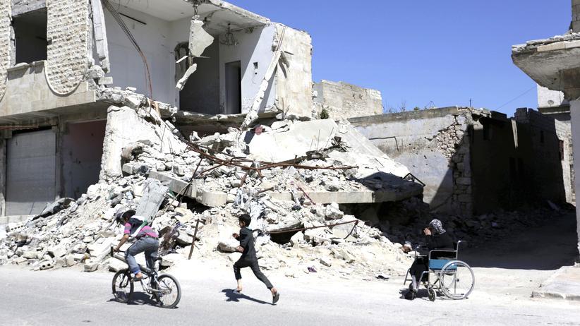 Syrien Krieg Bundesstaat