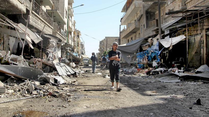 Syrien: Die Illusion eines Friedensprozesses