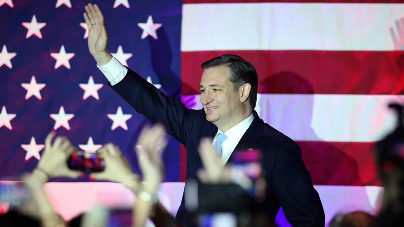 US-Vorwahlen: Ted Cruz gewinnt Wyoming