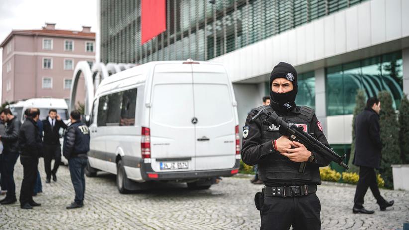 Turkei Polizei Medien