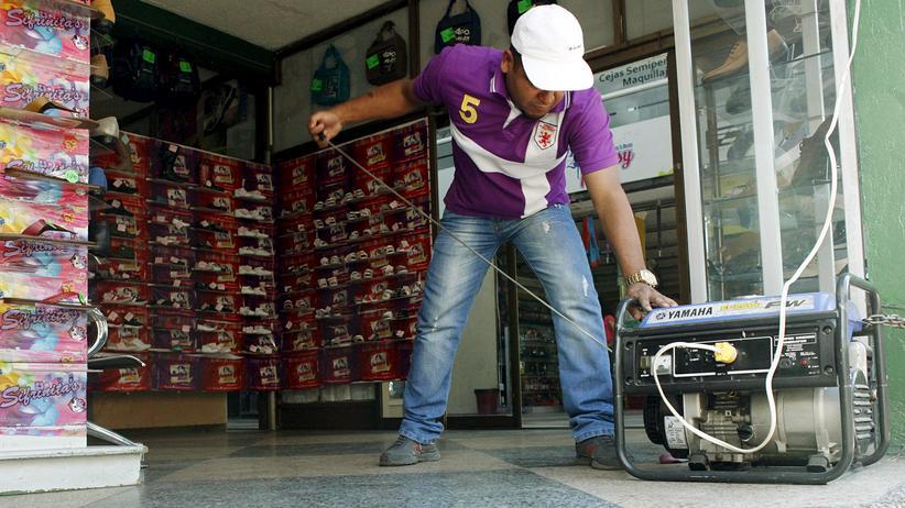 Venezuela Energiekrise