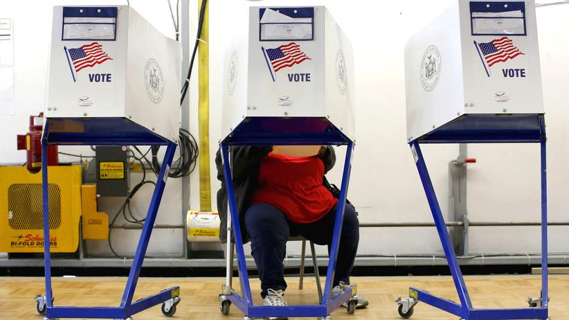 Vorwahlen New York US-Wahl