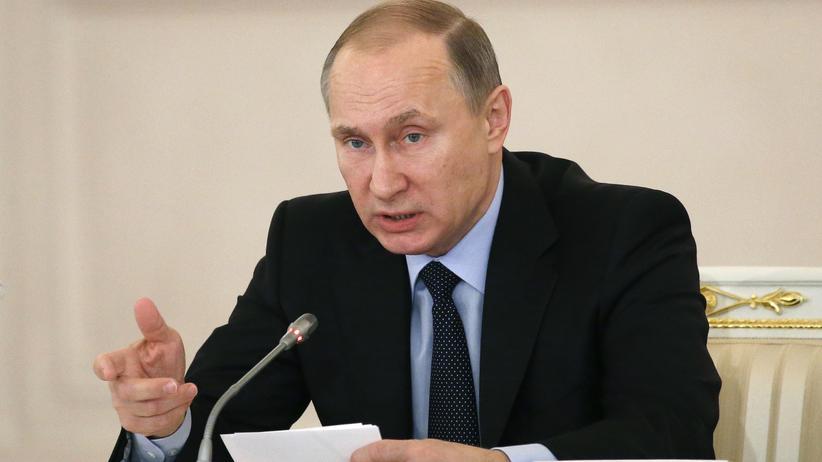 Panama Papers: Putin wacht über die Seinen