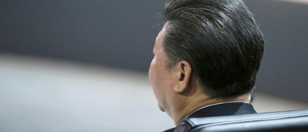 Chinas Parteichef und Präsident Xi Jinping